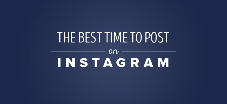 Best time to post on Insagram