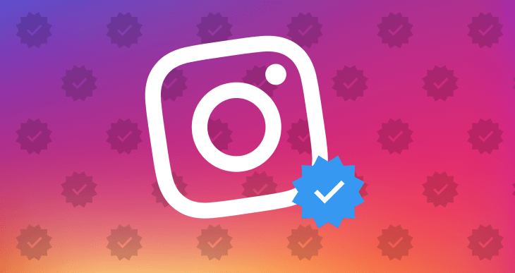 instagram blue tick